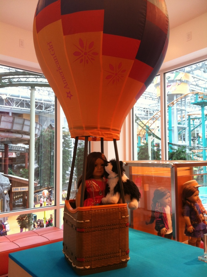 Every Doll Needs a Hot AirBalloon